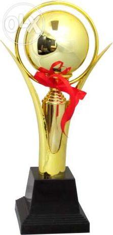 Шампионска купа с топка 42см
