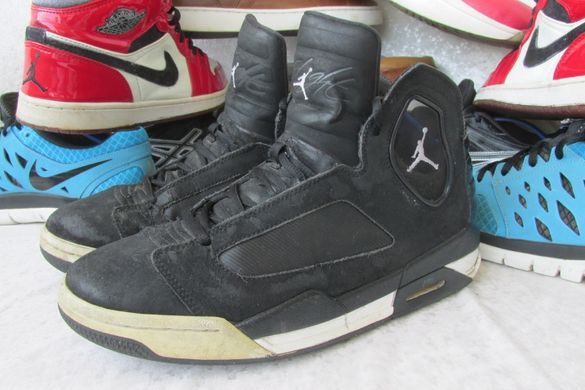 Nike Air Jordan Flight Luminary Black White,N- 43- 44, баскетболни кец