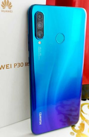 Huawei P30 Lite 128гб 10из10