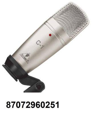Продам студийный микрофон Behringer C1