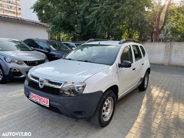 Dacia Duster 4X4 rate PF/PJ CIV efectuat