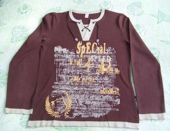 Тинейджърска блуза за момче