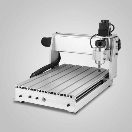 НАЛИЧНИ! ЦНЦ Фреза Рутер CNC Rоuter 3D/2D / ЦПУ 3-AXIS