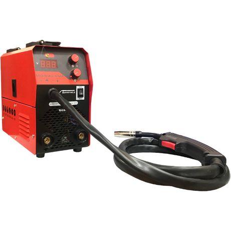 Телоподаващ без газ заваряване с електрожен и 2 метра директен шланг