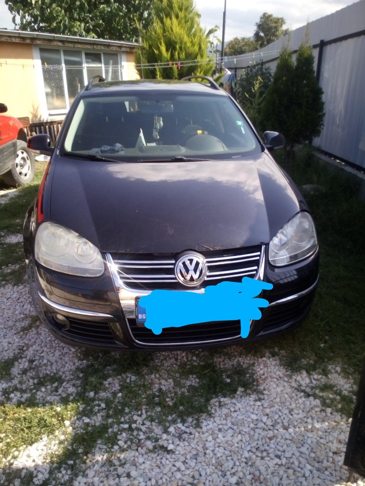 VW Golf 5 variant