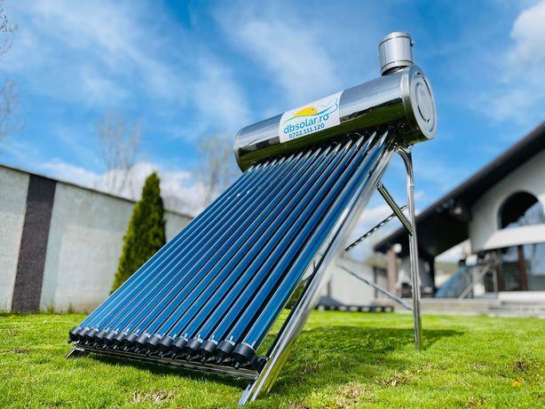PANOUri Solare nePRESURIZATe 150 195L Apa Calda INOX NOU‼️