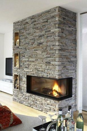 Seminee rustice/moderne
