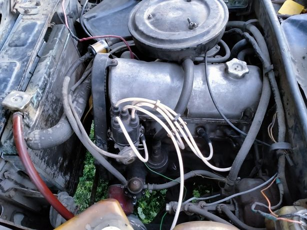 Продам двигатель ВАЗ классика колеса R13
