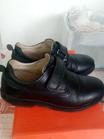 Кожаная обувь для мальчиков