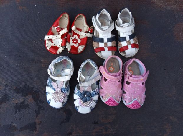 Детская обувь девачек
