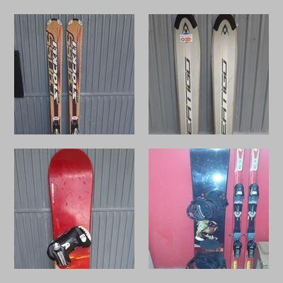Ски/ Сноуборд/ Обувки