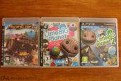 Продавам 3 игри за Сони Плейстейшън 3
