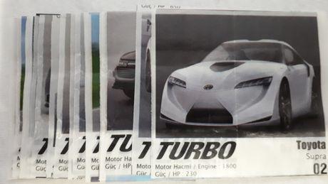 Schimb surprize Turbo Kervan 2014 (Mert)