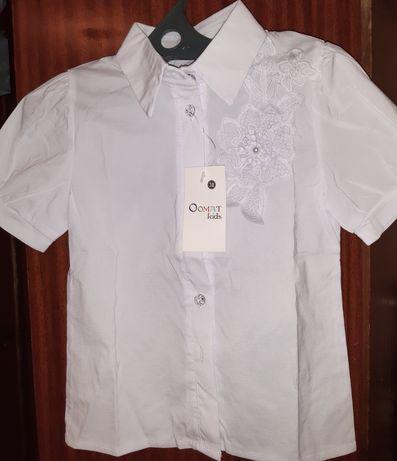 Продам новые школьные блузки
