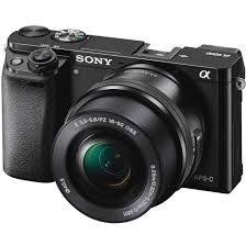 Гибридный беззеркальный фотоаппарат a6000