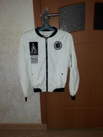 Женские фирменные пиджаки,бомпер H&M,Mango, размер 42-44-46