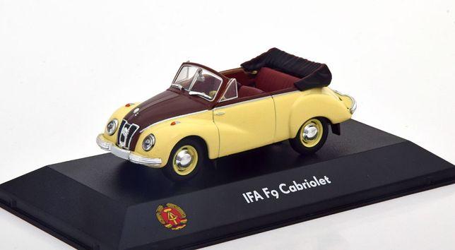macheta ifa f9 cabriolet - atlas, scara 1/43, noua.