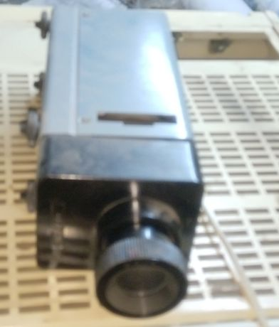 Фильмоскоп или проектор,продам плёнок нет,непроверял должен работать.