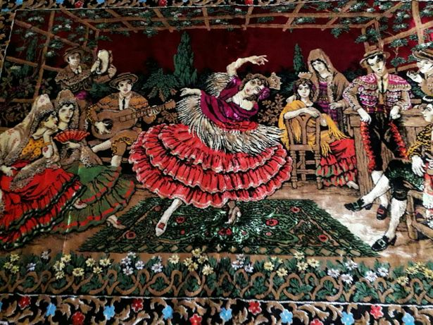 Carpeta Dansatoarea