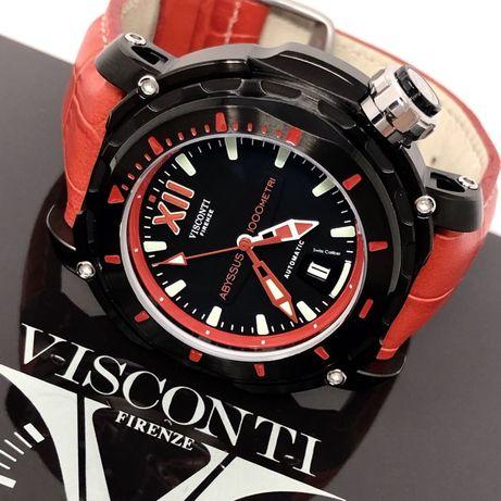 CADOUL PERFECT PENTRU EL : Ceas Visconti Abyssus Full Dive 1000