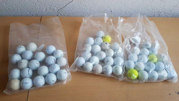 Продавам топки за голф