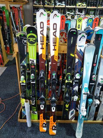 Schiuri ski Head shape rx 170 cm