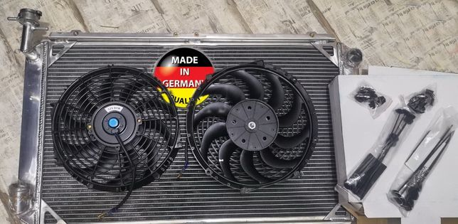 Importator Radiator aluminiu marit 30% Nissan Patrol Y60 Y61 Germania