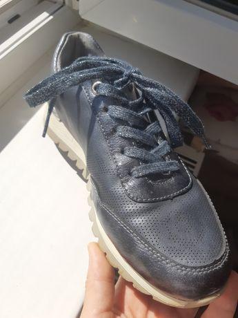Sneakersi Dockers piele naturala