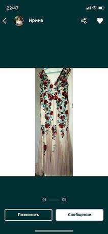 Платье размер 48,50,52