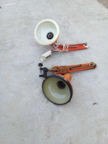 Индустриална разтегателна лампа 2 броя тип хармоника