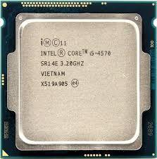 Процессор intel core i5 4570, 12шт.