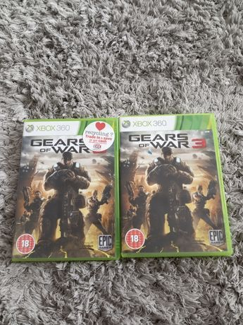 Joc/jocuri Gears of War 3 xbox360/xbox one original