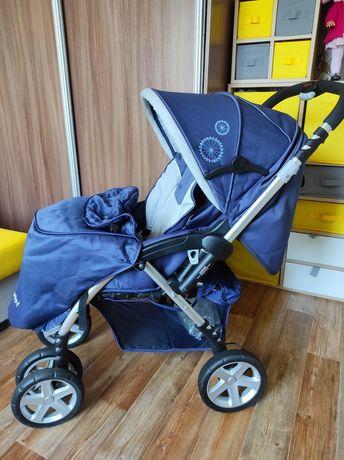 Детская коляска зима лето фирмы Geoby