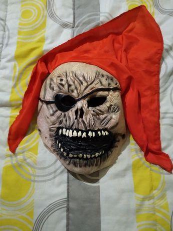 Пиратска маска за halloween