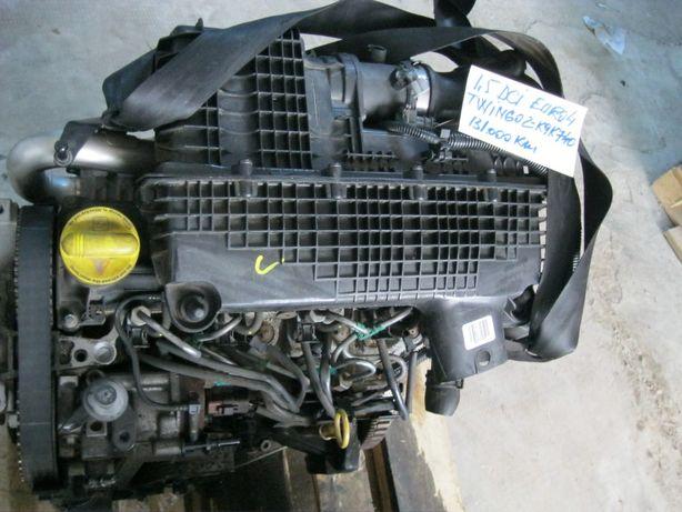 Motor COMPLET 1,5DCI 86CpEURO4*K9K-7*DaciaLOGAN,MCV*131000km*ImpFranta