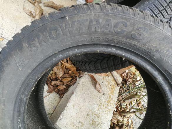 Продавам 2 бр. гуми Verdenstein Snowtrack