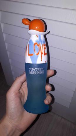 Moschino CHEAP&CHIC- I love love