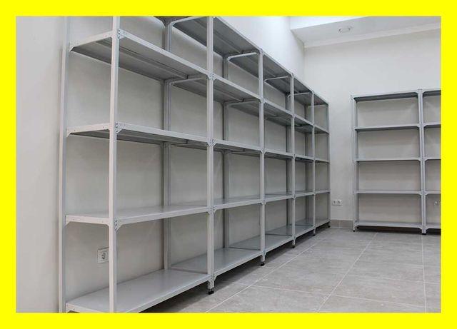 Полочные стеллажи для офисов и архивов