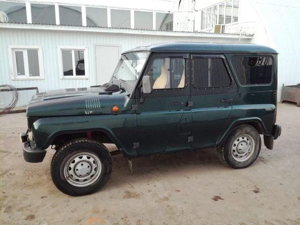 Продам УАЗ Hunter
