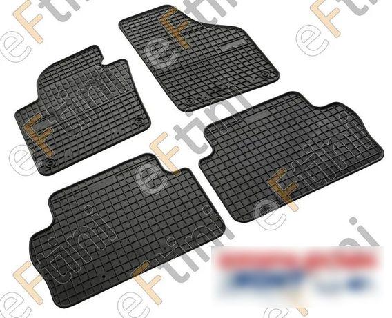 Автомобилни гумени стелки Frogum за Шаран 2 / VW Sharan 2 (2010-)