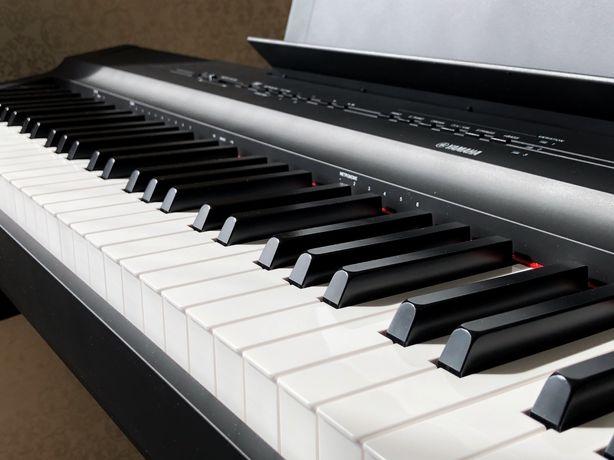 Цифровое пианино yamaha p125b