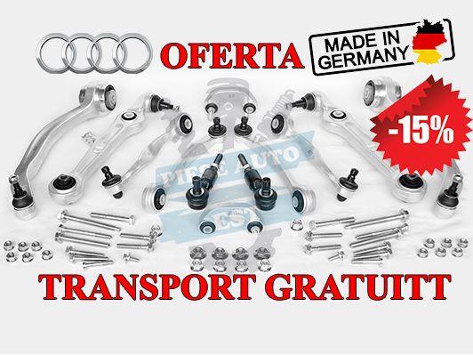 Kit brate Audi A4 B6 B7, 2001-2008 - MASTER SPORT GERMANIA