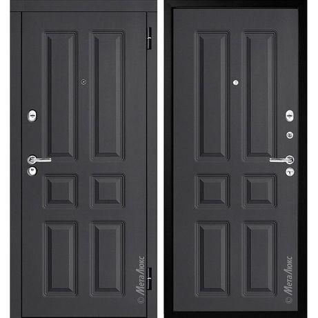 Дверь Металюкс М354/3, квартира, в рассрочку!