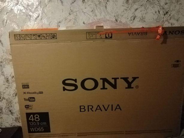 """Продам TV Sony 48""""(122см)смарт новый"""