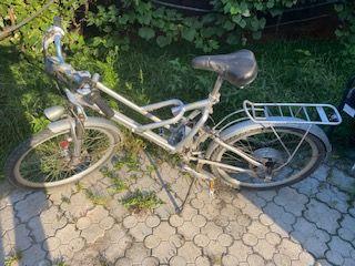 Vand bicicleta electrica EMTB, robusta ,cadru de aluminu