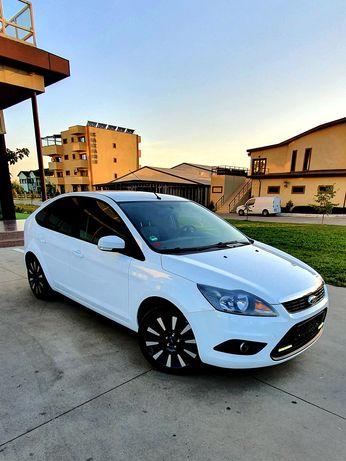 Ford Focus 2010. 1.6 benzina 116 cai. Titanium X