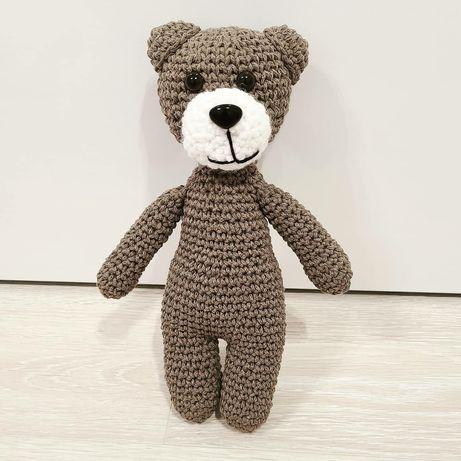 Ursuleț croșetat 28 cm