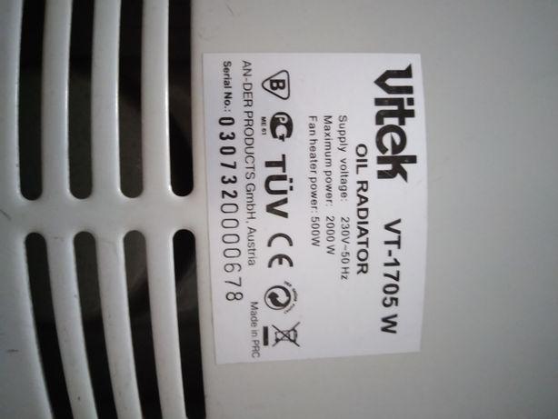 Продам электрообогреватьль Vitek