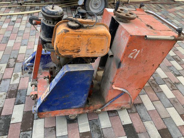 Masina taiat beton asfalt
