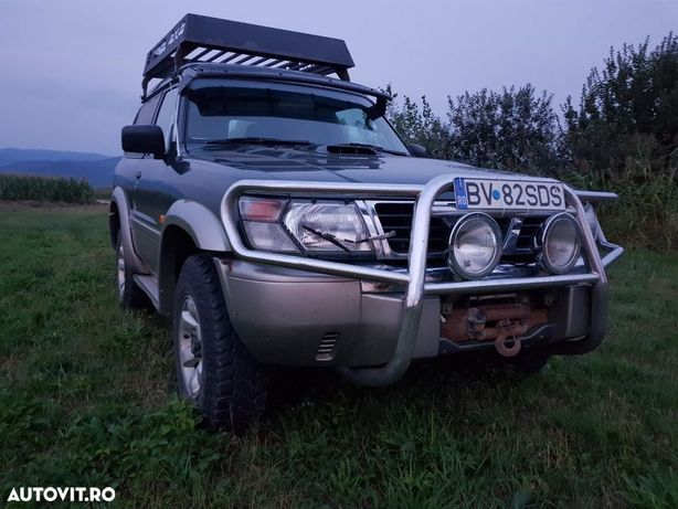 Nissan Patrol Nissan Patrol Y61 3.0 autoutilitara